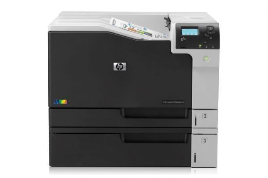 Colour LaserJet Enterprise M750 Printer series (A3)